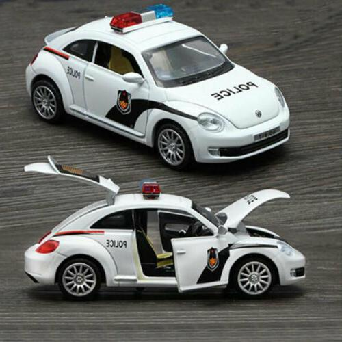 Toys Car for Model Cars Alloy Police Cool