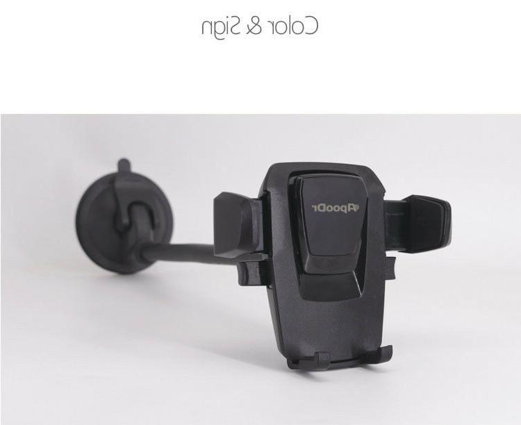 Universal Windshield Dashboard Suction Cup Stand for Cell
