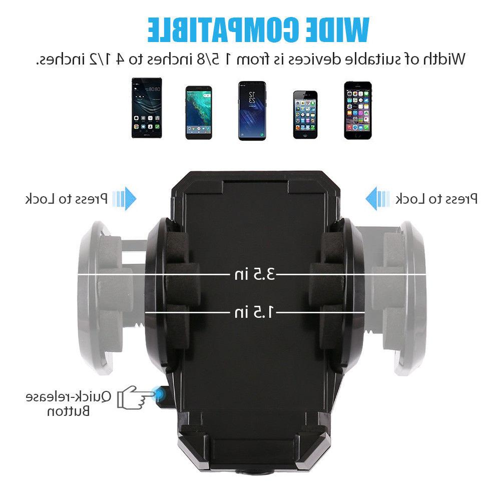 Universal Car Suction Cup Mount Stand Cell Phone