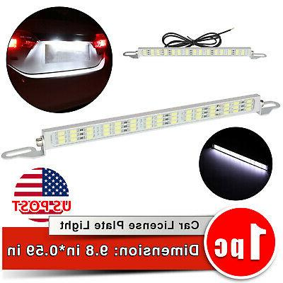 universal license plate mount high power led