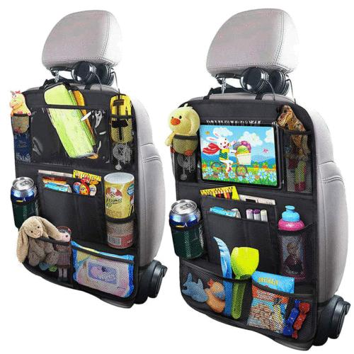 US Seat Protector Baby Storage