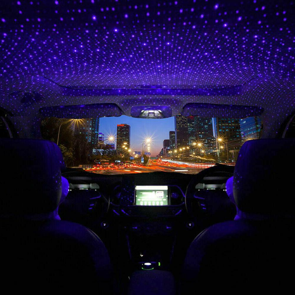 Usb Star For Cars Home Decoration Light