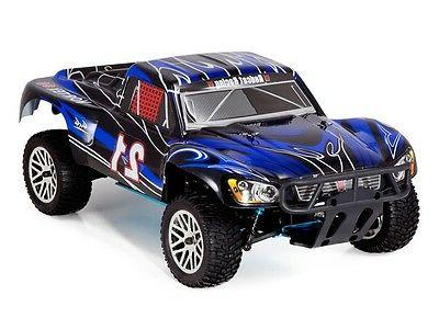 Redcat Racing 1/10 Scale Nitro Truck - Battery Powered - 2 Channel - RF