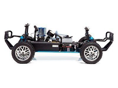 Redcat Racing 1/10 Nitro Truck GHz - Battery Powered 2 Channel -