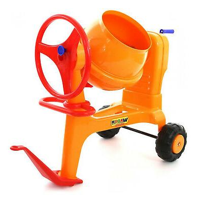 WADER TOYS MIXER Rotates Pedal Tractor