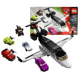 "Lego Year 2011 Disney Pixar ""Cars 2"" Movie Scene Set #8638 -"