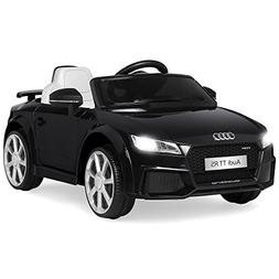 Best Choice Products 6V Kids Licensed Audi TT RS Ride-On Car