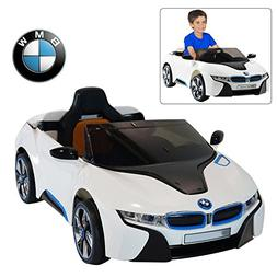 BMW i8 12V Kids Ride On Car with Remote Control | Official L