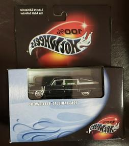 Hot Wheels-Limited Edition for the Adult Collector lot- 14 c