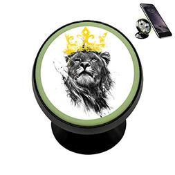 Lion Love Still Bracket Car Magnetic Mobile Phone Bracket Mo
