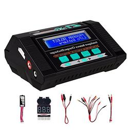 Keenstone Lipo Battery Charger/Discharger with Low Voltage C