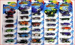 LOT 3 - Hot Wheels COLOR SHIFTERS - Color Changing Diecast C