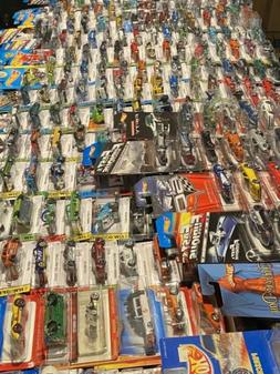 Hot Wheels Lot Of 30 Cars Mixed Years And Series Blister Pac