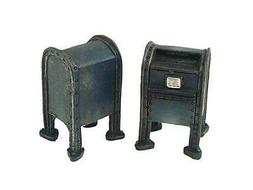 Mail Box Diorama Set of 2 For 1/24 Diecast Model Cars by Ame