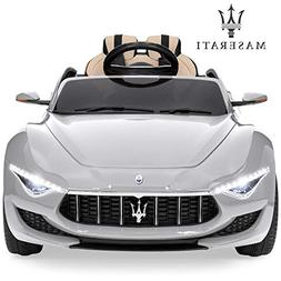 Best Choice Products 12V Maserati Alfieri Ride On Car w/ Rem