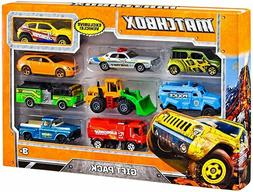 Matchbox 9-Car Gift Pack  - Vehicles toy for kids