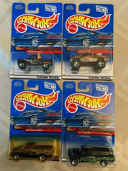 Mattel Hot Wheels - Attack Pack Series - Complete Set  Year