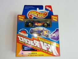 Mattel Hot Wheels Sizzlers Car Motorized X-V Racers Charger
