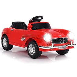 Costzon Mercedes Benz 300SL AMG RC Kids Ride On Car Electric