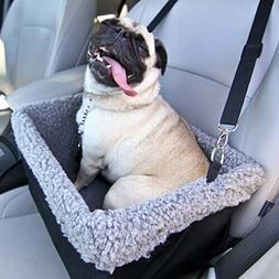 Devoted Doggy Metal Frame Construction Pet Booster Seat with