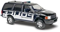Revell Model Kits Ford Expedition Police SSV Snap Tite 1:25