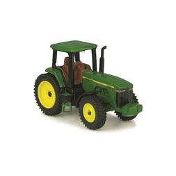 John Deere Modern Tractor with Cab 1/64 Scale