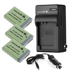 NB-13L NB13L Battery / Charger for Canon PowerShot 7XII G7X