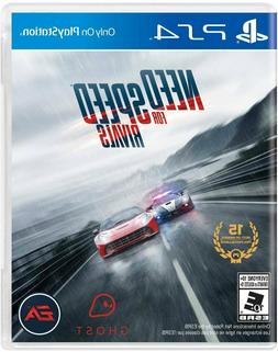 Need for Speed PlayStation 4 Car Racing Video Game PS4 New F
