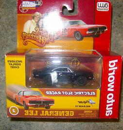 """""""NEW"""" AW REL 13 SILVER SCREEN DUKES OF HAZZARD BLACK CHARGER"""