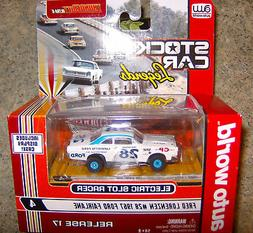 """NEW"" AW STOCK CAR LEGENDS REL 17 T JET FRED LORENZEN #28 19"