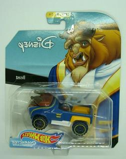 NEW! HOT WHEELS BEAST Character Cars Disney Pixar Series 3