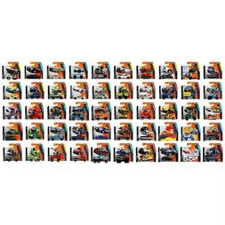NEW!! Matchbox DIECAST 50 Car Pack - 1:64 Scale - INDIVIDUAL