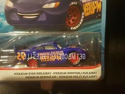NEW DISNEY PIXAR CARS 3 FABULOUS LIGHTNING McQUEEN 1:55 SCAL
