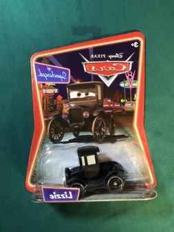 *NEW* DISNEY PIXAR CARS LIZZIE SUPERCHARGED Die Cast Toy Car