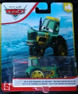 NEW DISNEY Pixar Cars REV N GO RACING TRACTOR Training RACE