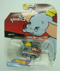 NEW! HOT WHEELS DUMBO Character Cars Disney Pixar Series 3