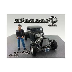 New Greezerz Johnny Figure For 1:18 Diecast Model Cars by Am