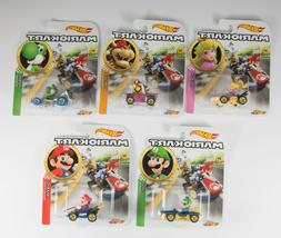 New Mariokart Hot Wheels Character Cars - You Choose! Comple