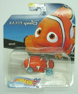 NEW! HOT WHEELS NEMO Character Cars Disney Pixar Series 3
