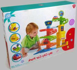 New Play Go My City Car Park Playset for toddlers  Play Mat