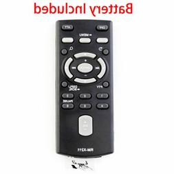 New Remote RM-X211 Control for Sony Car Stereo CDX-GT40UW CD