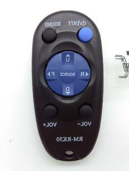 new rm rk50 remote control for jvc