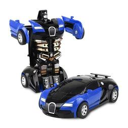 NEW Toys For Boys Robot Transformers Car Kids Toddler Cool T