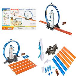 NEW Hot Wheels Track Builder System Loop Launcher Kids Plays
