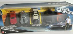 New Worn Box Mattel Fast and Furious 1:55 Scale Car Road Mus