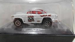 NEW Auto World Xtraction '55 Chevy Route 66 Track Set Only