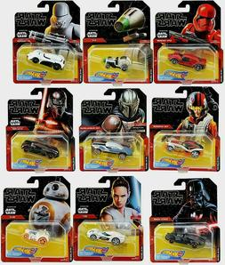 Hot Wheels STAR WARS Character Cars *YOU CHOOSE***SAVE ON 2+