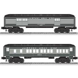 Lionel New York Central Coach/Baggage Baby Madison Passenger