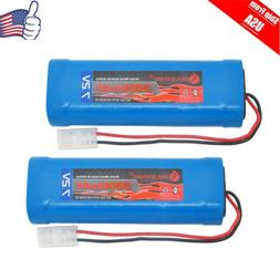 1pcs 7.2v 3800mAh NI-MH RC Rechargeable Battery With Standar