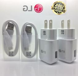 Original Fast Charging Wall Charger USB Type C Data Cable Co